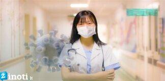 Gydytojai įvardino, kuriomis lėtinėmis ligomis sergant koronavirusas yra ypač pavojingas