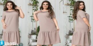 Lininės suknelės - tobulas pasirinkimas apkūnioms moterims!