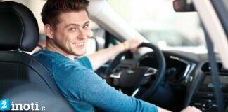 Ne toks jau kietas riešutėlis: ką vairavimo stilius gali atskleisti apie vyrą?