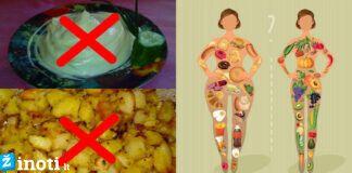 6 maisto produktai, kuriuos reikia pašalinti iš mitybos, kad svoris pradėtų mažėti