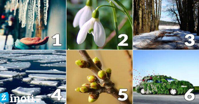 Pasirinkite paveikslėlį ir sužinokite, kas jūsų laukia kovo mėnesį