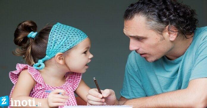 Nustatyta, kad sėkmingų vaikų tėvai pasižymi šiais bruožais