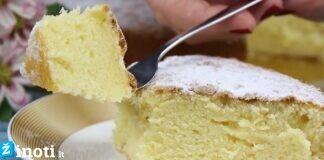 """Itališkas pyragas """"12 šaukštų"""". Tobulas desertas, kuriam iškepti neprireiks svarstyklių!"""