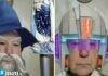 Per nuotolinį pamokslą Italijos kunigas netyčia įjungė telefono kameros filtrus