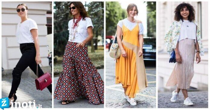 Pagrindiniai drabužių tipai, kurie bus itin madingi ir stilingi šį pavasarį