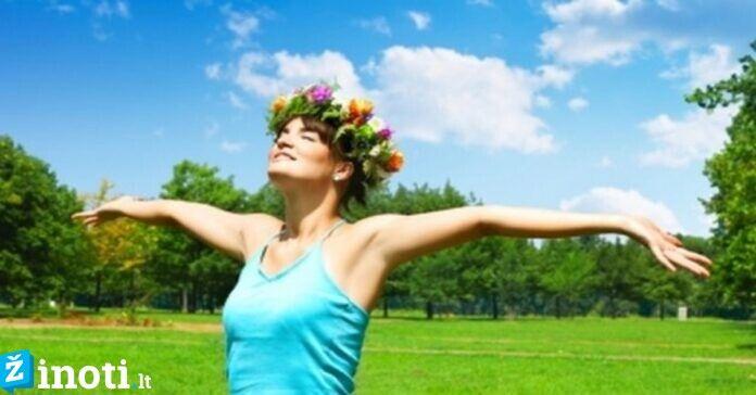 Pavasaris - teigiamų pokyčių metas! Pritraukite juos su šiais teiginiais