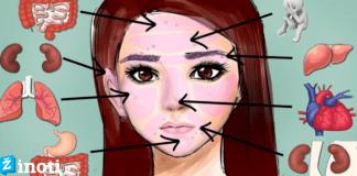 Kaip pagal odos būklę nustatyti įvairius sveikatos sutrikimus