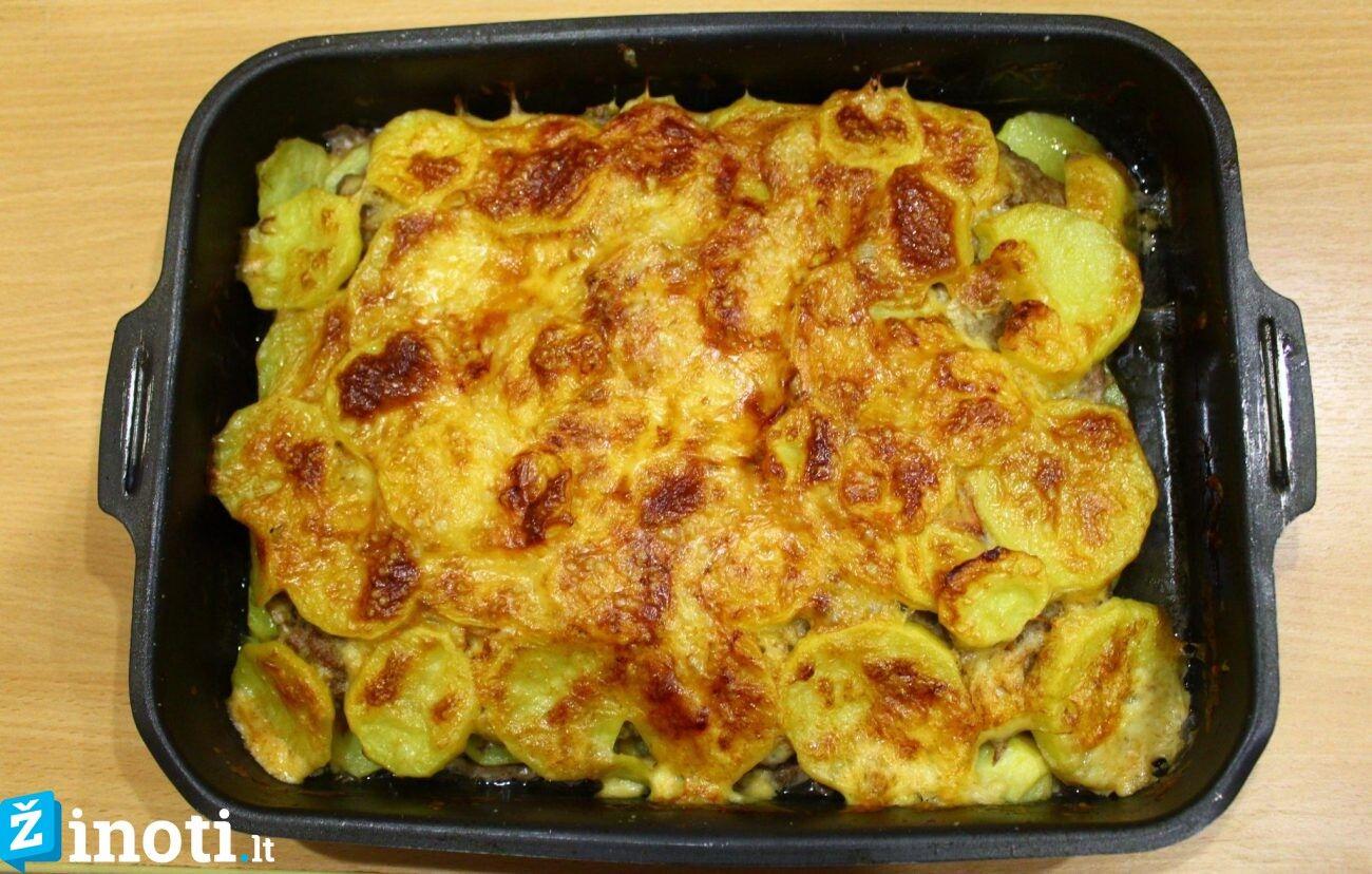 Bulvių užkepėlė