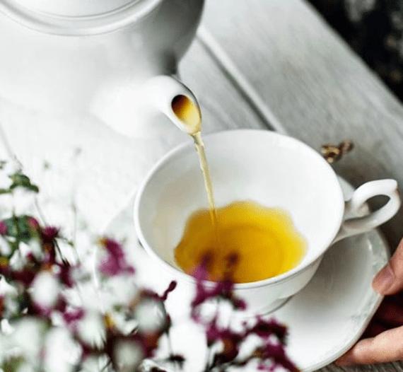 arbatą