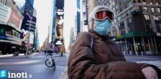 Kodėl Niujorkas tapo koronaviruso epidemijos centru Amerikoje?