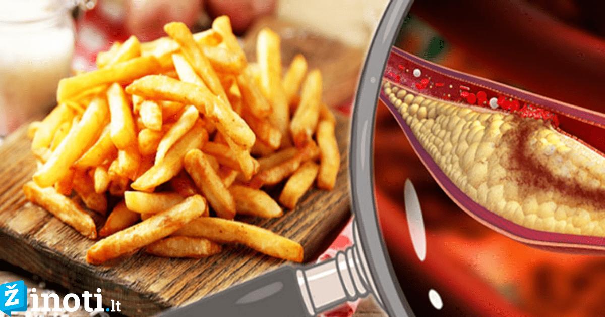 ekologiškas maistas ir širdies sveikata