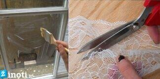 Originalus lango dekoras leis pakeisti pabodusias užuolaidas!