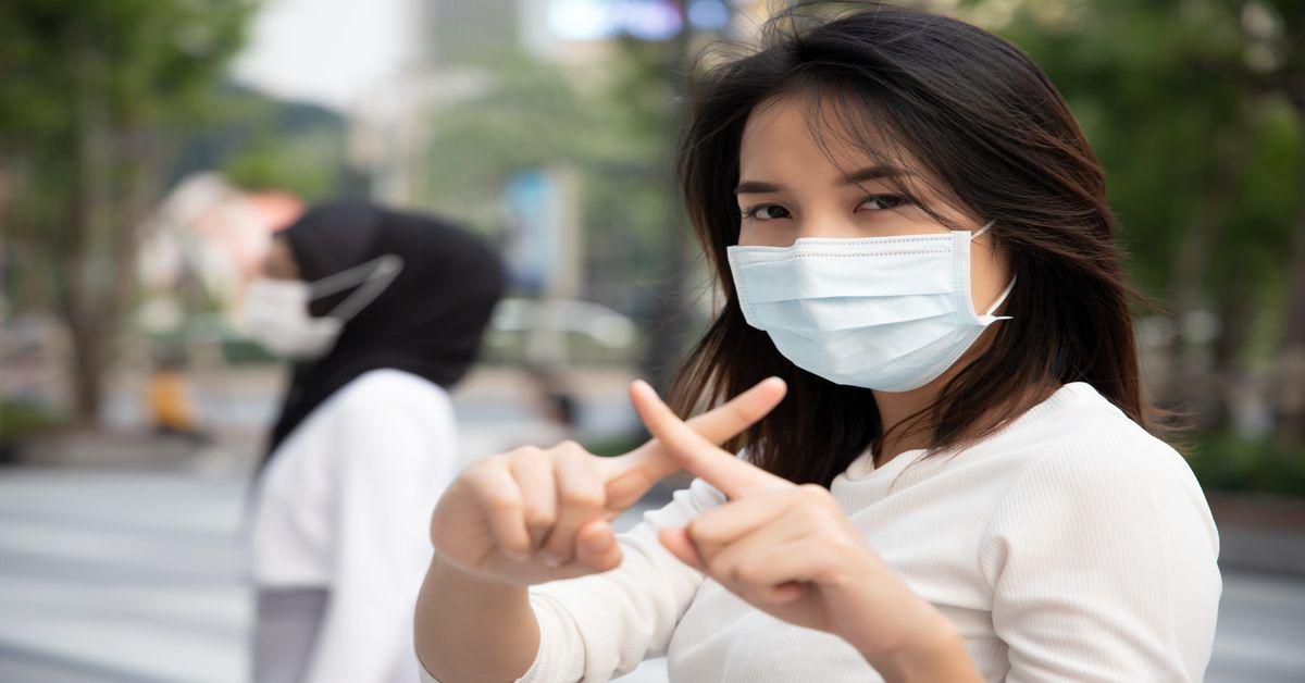 Išradinga kinietė sugalvojo, kaip saugiai apsipirkti koronaviruso pandemijos metu