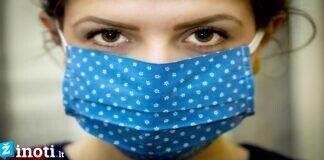 Požymiai, kad žmogus galimai persirgo koronavirusu