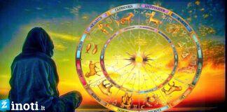 Šiuos zodiako ženklus balandį aplankys beprotiška sėkmė!