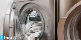 Kokioje temperatūroje skalbti drabužius, kad būtų sunaikinti virusai?