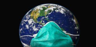 Žemė koronavirusas covid