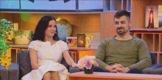 Irūna su vyru