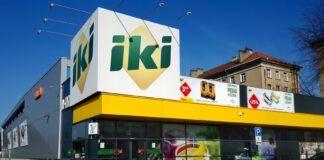 IKI parduotuvė