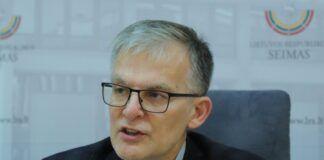 Seimo narys Julius Sabatauskas