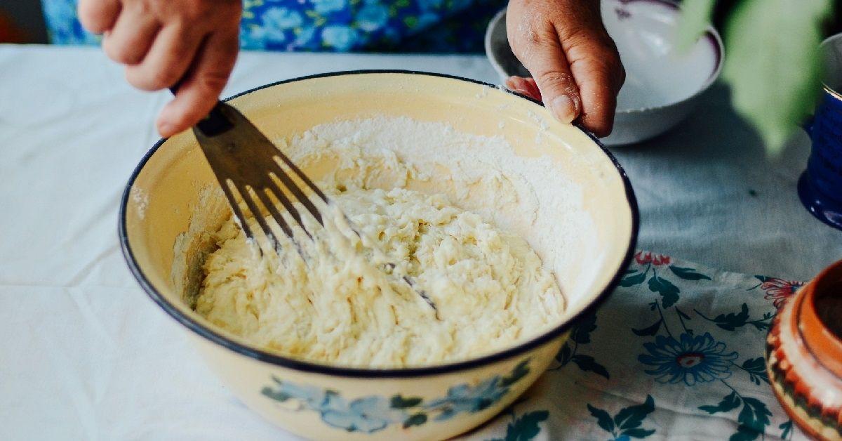 Citrininiai sausainiai su kefyru. Kai norisi ko nors saldaus!
