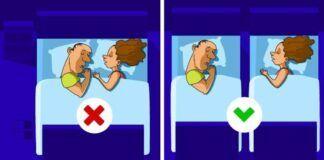 Miegoti kartu ar atskirai? Tą nuspręsti sudėtinga kiekvienai porai