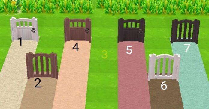 Pasirinkite vartus, pro kuriuos žengtumėte, ir gaukite patarimą