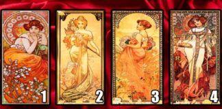 Testas: pasirinkite kortą ir sužinokite, koks likimas jūsų laukia