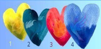 Pasirinkite širdį ir sužinokite, kas neduoda jums ramybės