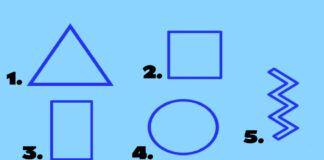 Pasirinkite geometrinę figūrą ir sužinokite, koks jūsų charakteris