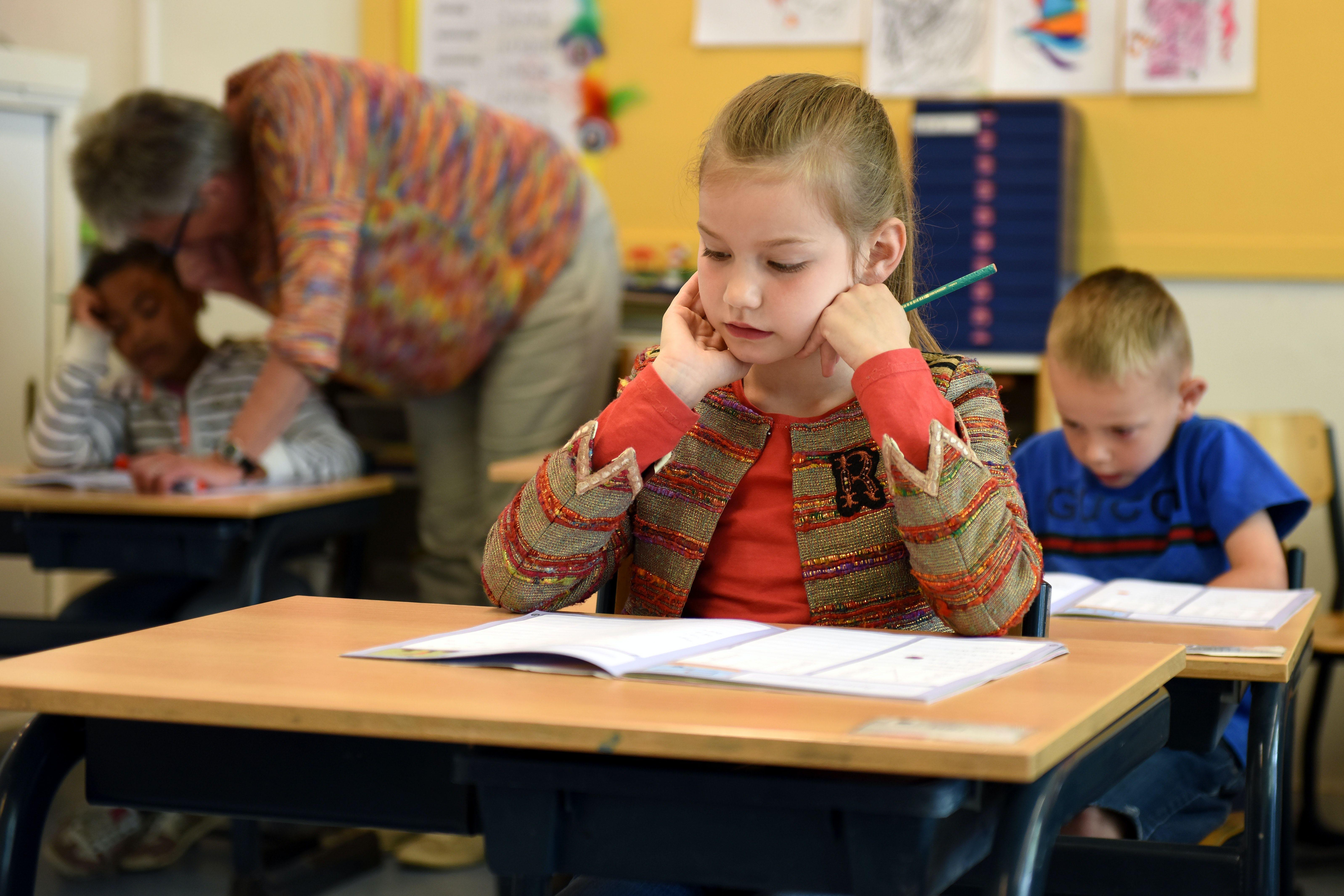 Mokykla, vaiko charakteris