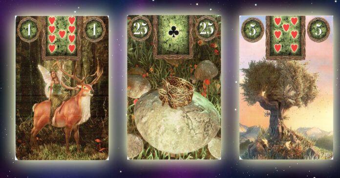 Testas: pasirinkite stebuklingą kortą ir sužinokite savo ateitį