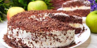 Greitas tortas mikrobangų krosnelėje, kurį paruošite per 10 minučių