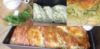 Sūrio pyragas su česnakais ir žolelėmis- pikantiškas užkandis kiekvienam!