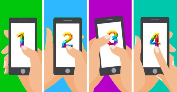Testas: kaip laikote telefoną? Atsakymas atskleis jūsų charakterio savybes