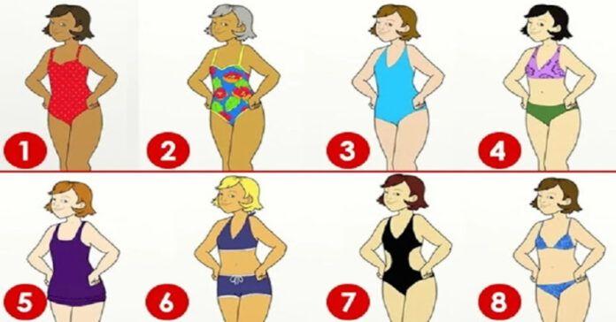Pasirinkite maudymosi kostiumėlį ir sužinokite, ką šis pasirinkimas sako apie jus