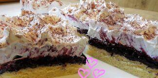 Mėlynių pyragas: greitai paruošiamas ir gardus desertas!