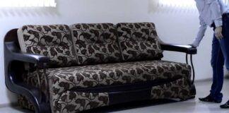 Universali sofa, itin puikus baldas mažai namų erdvei!