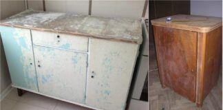 Seni baldai gali būti atnaujinti! Sužinokite, kaip tai padaryti!