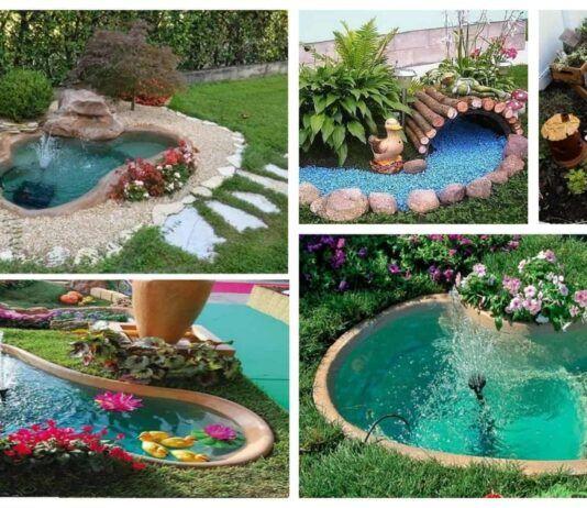 Svajojate apie tvenkinį sode? Šios idėjos jums bus labai naudingos!