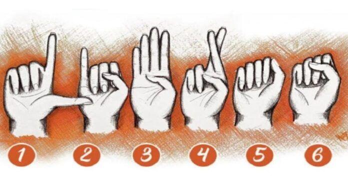 Pasirinkite ranką ir sužinokite, ką turite pakeisti, kad būtumėte laimingas
