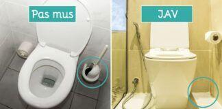 Vonios kambarys pas mus ir Amerikoje. Ar jis skiriasi?