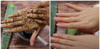 Stebuklinga rankų kaukė: oda bus švelni, be dėmių ir raukšlių