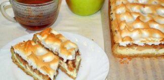 Vokiškas obuolių pyragas. Venas iš skaniausių ir paprasčiausių desertų!
