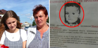Būdama 4 metų, ji dingo traukinyje. Po 20 metų mergina atsidūrė Rusijoje