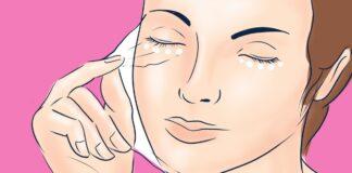 Veido kaukė su askorbo rūgštimi: lengvai pašalins raukšles aplink akis!