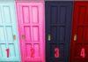 Psichologinis testas: pasirinktos durys padės nustatyti kelią į laimę