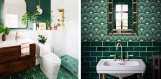 Mažas vonios kambarys neturi būti problema. 14 idėjų, ką daryti
