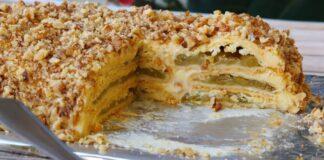 Bavariškas obuolių pyragas, pagal tradicinį receptą. Apsilaižysite pirštus!