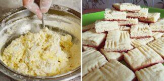 Sausainiai per 5 minutes. Greitas ir nepaprastai skanus desertas!